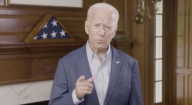 Biden's health care gaffe shows he's not ready for prime time