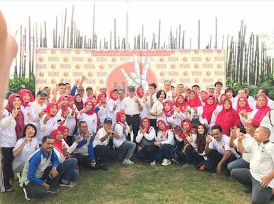 Kegiatan Reuni Akbar Alumni SMA 3 Jambi Tahun 2019 Dihadiri Oleh Kapolda Jambi