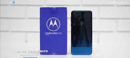 Motorola One Macro on free game