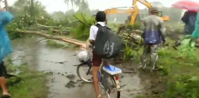 Viral dari Yogyakarta, Bocah Kecil Nangis Tempat Bermainnya Rata dengan Tanah