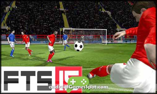 First Touch Soccer 2015 Apk + Data for android