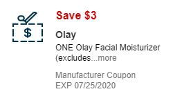 cvs olay app store coupon