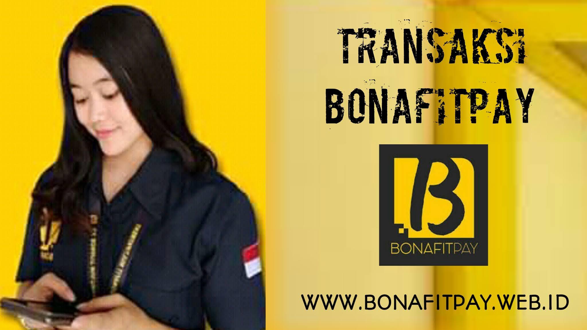 Transaksi Bonafitpay