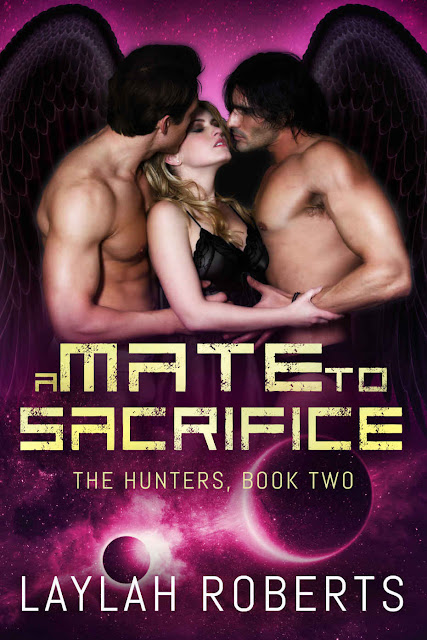 A mistake she deeply regrets. A Mate To Sacrifice @laylahR #SFR #Menage