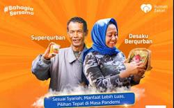 Superqurban Rumah Zakat Indonesia