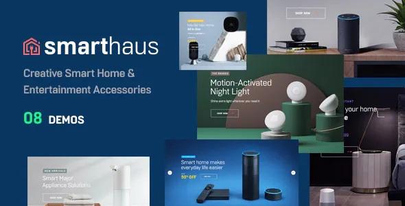 Best Smart Devices & Entertainment Prestashop Theme