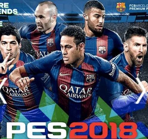 Pes 2018 Iso File Download For Android