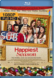 Happiest Season (2020) [1080p BRrip] [SUB] [LaPipiotaHD]