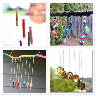 Why is there more wind in the spring  and fall than at other times of year? And, 10 cool wind chimes you can make to take advantage of that wind.