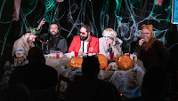 Spécial Halloween des Mystérieux Étonnants 2019