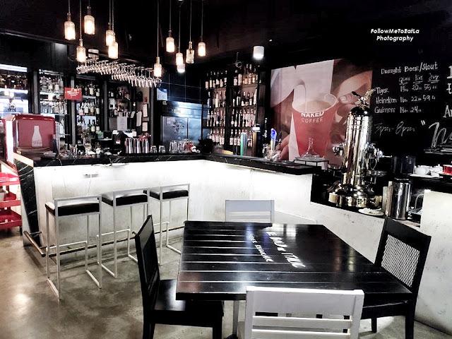 NAKED Restaurant And Bar Plaza Damas