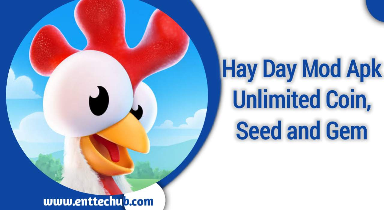 Hay Day Mod Apk Unlimited Coin, Seed and Gem Free Download Latest Version