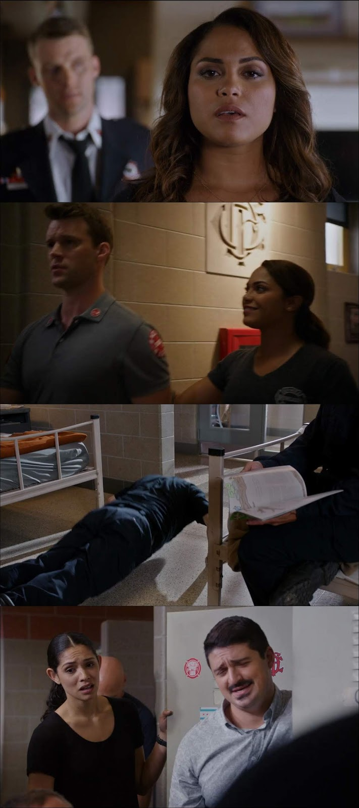 Chicago Fire Temporada 6 Completa HD 720p Latino