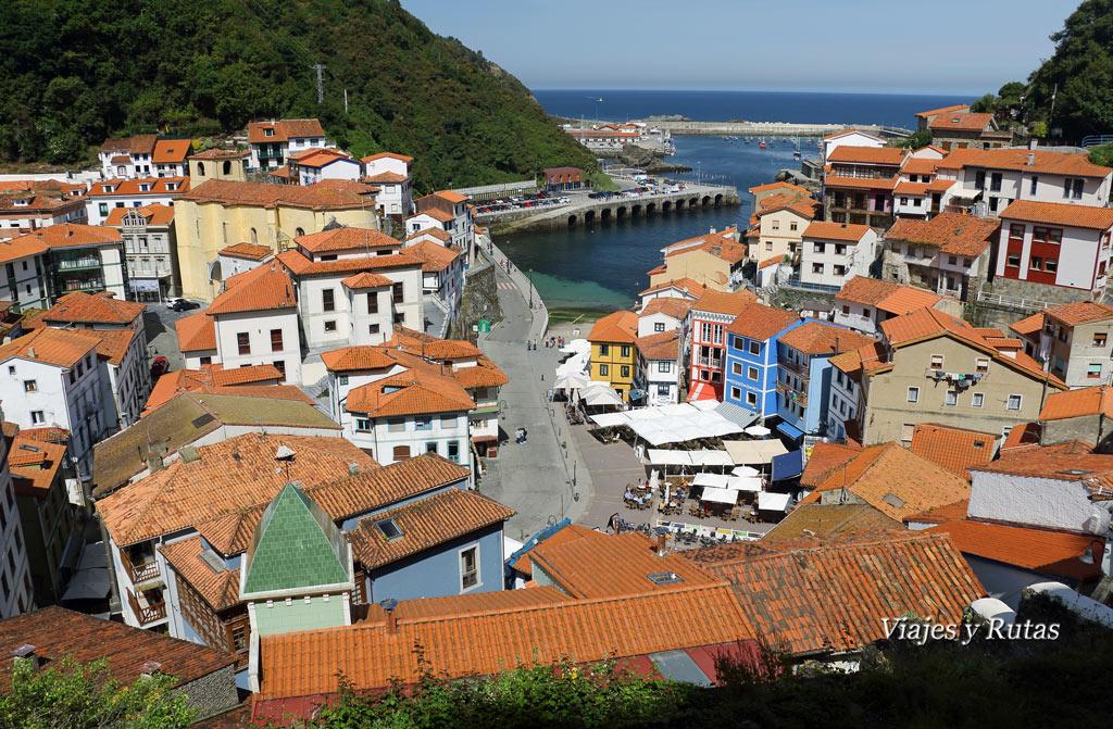 Ruta de los Miradores de Cudillero, Asturias