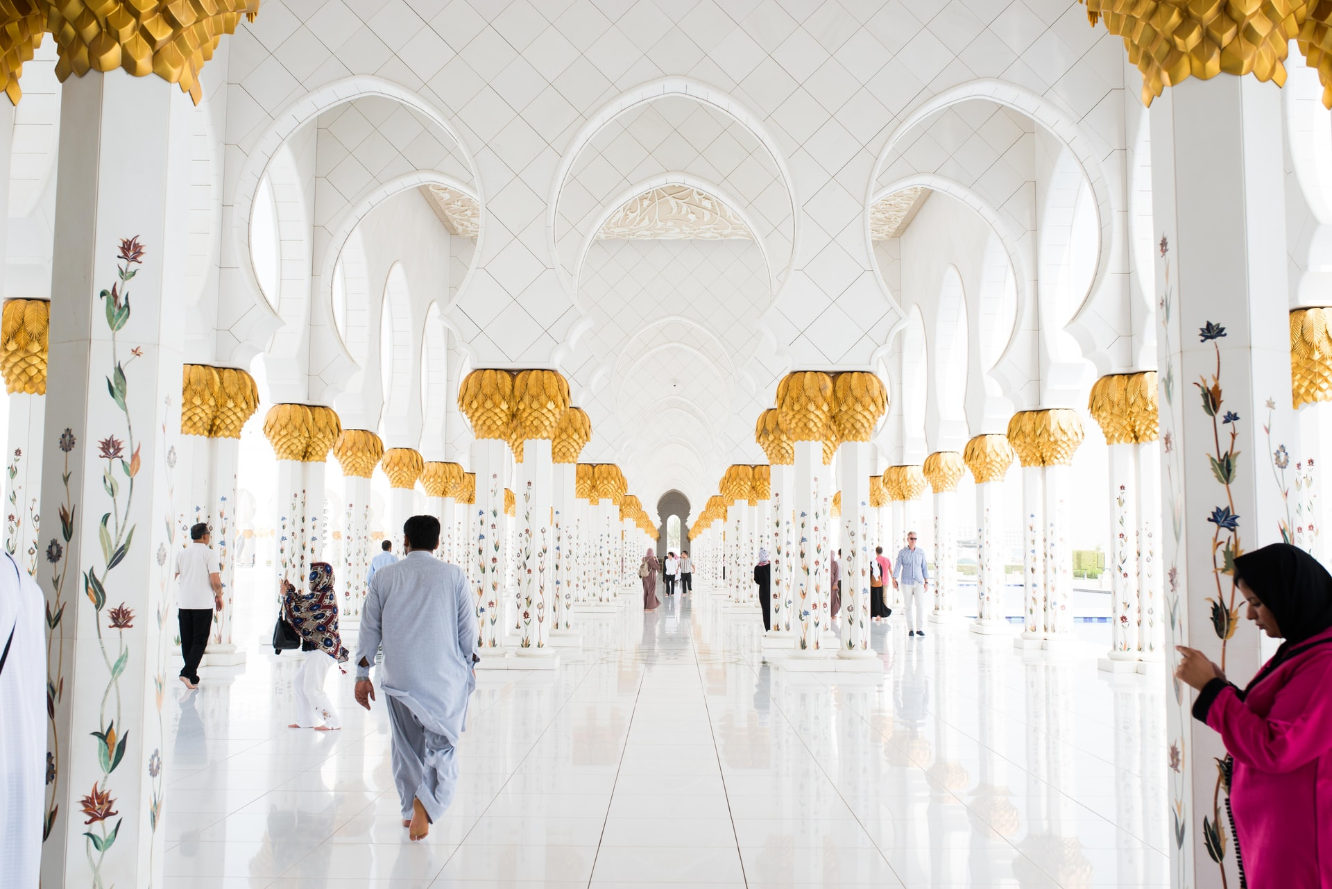 A Guide to Sightseeing in Abu Dhabi