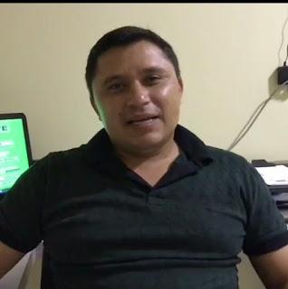 Em vídeo pré-candidato a vereadores da cidade de Cacimba de Dentro Tiago da EMBATER agradece o apoio dos amigos e familiares.