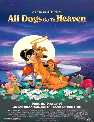 Ver Todos los perros van al cielo (1988) Online