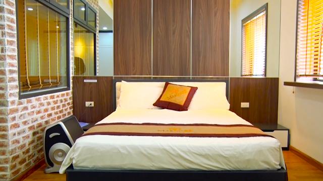 Không gian thiết kế phòng ngủ