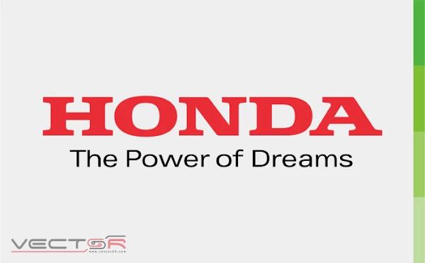 Honda Logo - Download Vector File CDR (CorelDraw)