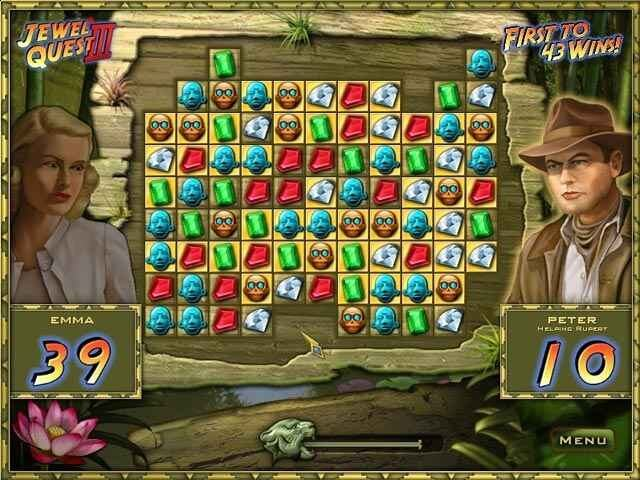 لعبة Jewel Quest 3
