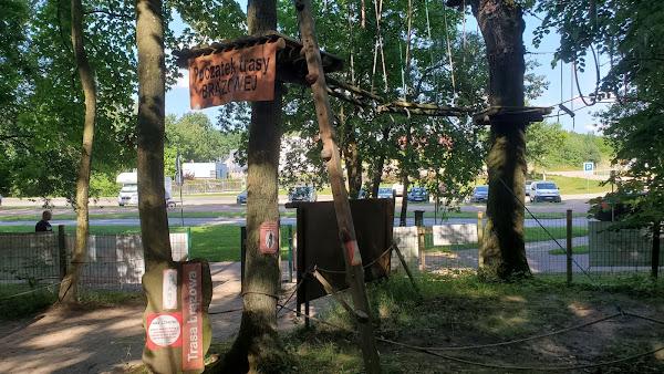 Park linowy Rewal