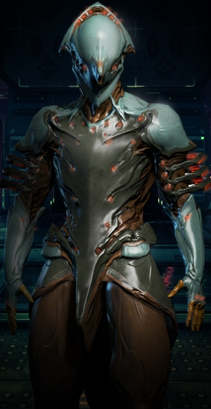 keith thompson art blog volt from warframe Warframe Trinity here s my design of volt from the game warframe the first is my concept art and the other three are in game models