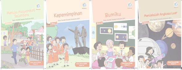Download Buku Siswa Kelas 6 SD-MI Kurikulum 2013 Revisi 2018 Semester 2 Tema 6, 7, 8, dan 9