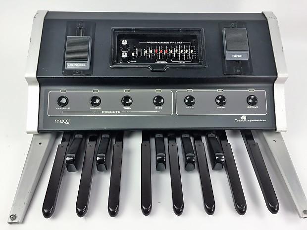 matrixsynth original moog taurus i bass pedals. Black Bedroom Furniture Sets. Home Design Ideas