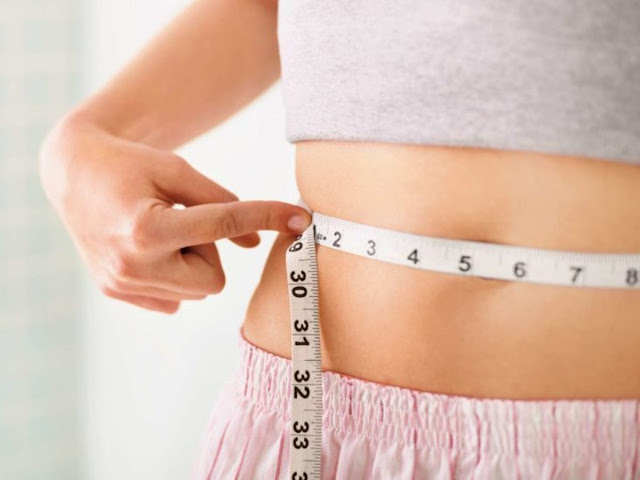 How to make diets to lose weight and volume fast