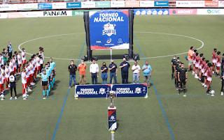 Inauguran fase de liguilla del Torneo Nacional de Clubes Sub-18