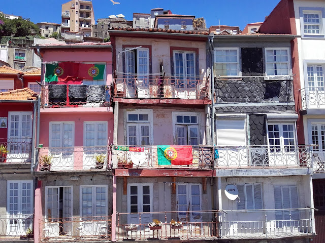 The best place to see in Porto, Portugal is the Ribeira neighbourhood
