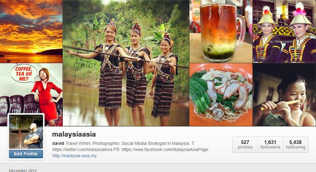 Instagram Malaysia