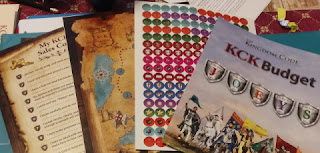 kingdom code student packet accessories