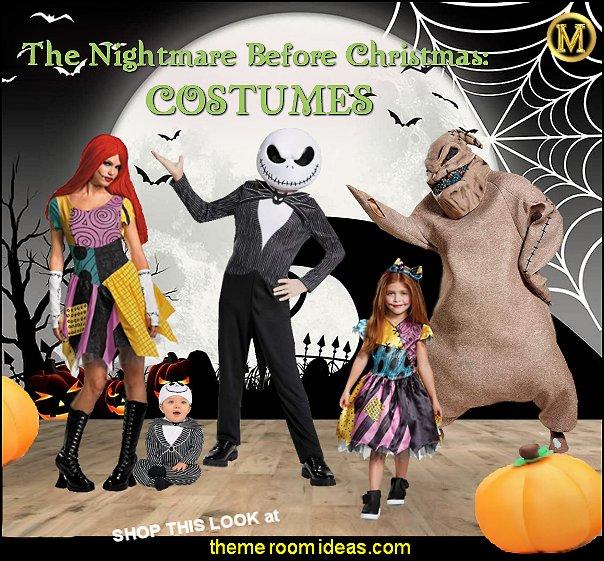 Sally costumes - Jack Skellington costumes -  Jack Skellington Halloween Costume for Babies - Oogie Boogie Prestige Costume