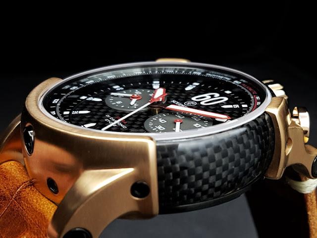 大阪 梅田 ハービスプラザ WATCH 腕時計 ウォッチ ベルト  公式 CT SCUDERIA CTスクーデリア Cafe Racer カフェレーサー Triumph トライアンフ Norton ノートン フェラーリ