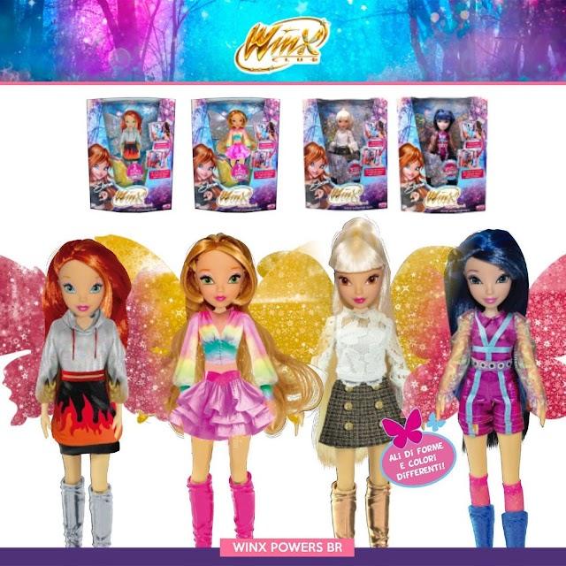 Winx Club Dolls: Magic Reveal [Protótipos]