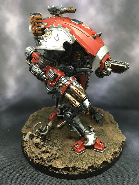 House Taranis Armiger Warglaive