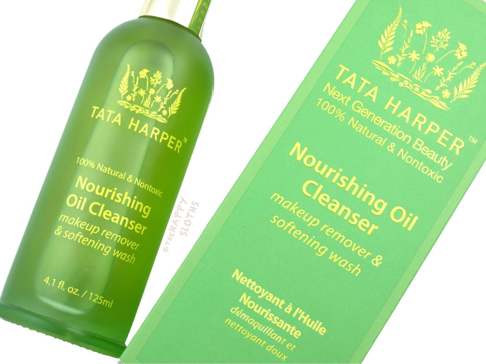 Nourishing Oil Cleanser by tata harper #17