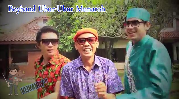 Munaroh boyband ubur ubur [hq audio] by andri kuspurnama on.