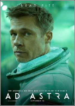 Capa do Filme Ad Astra : Rumo às Estrelas