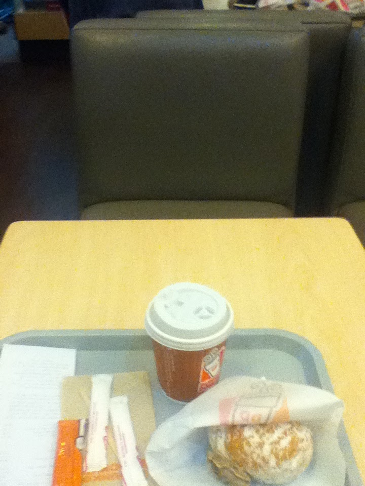 Your empty seat.