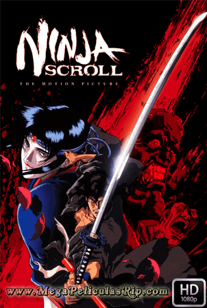 Ninja Scroll [1080p] [Latino-Japones] [MEGA]