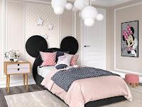 Dekorasi Kamar Tidur Unik Sederhana Sempit Tapi Simple | rumahtopia.com