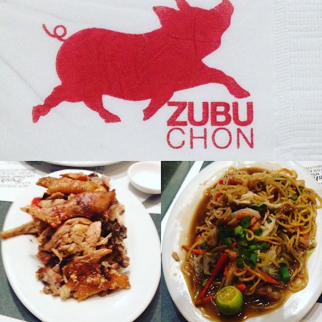 Zubuchon in Cebu City Philippines