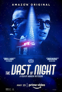 THE VAST OF NIGHT movie poster