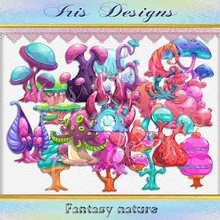 Fantasy nature