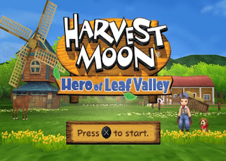 Cara Bermain Harvest Moon Hero Of Leaf Valley Di Android