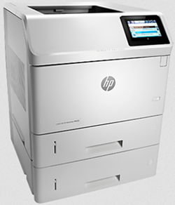 HP LaserJet Enterprise M605x Driver
