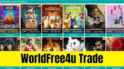 WorldFree4u Trade