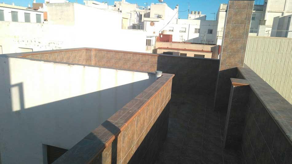 duplex en venta calle illes balears burriana terraza2